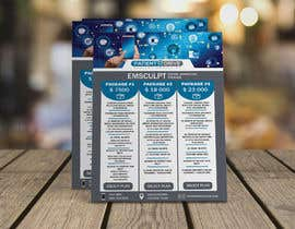 #27 for Flyer Design - Digital Marketing Package Comparison by udaradasun