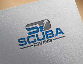 #97 for Logo for a scuba diving application by khinoorbagom545