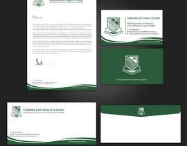 #339 para Letterhead, with compliments slip and business cards por PreetySignature
