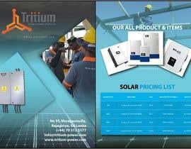 palashbdlive tarafından Design a A5 Leaflet Full Colour 4 Sides for Solar Energy company için no 2