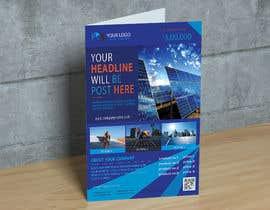 SabbirAhmedT tarafından Design a A5 Leaflet Full Colour 4 Sides for Solar Energy company için no 8