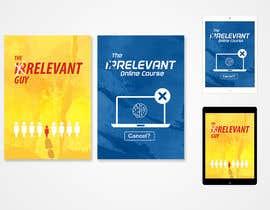 "katrinabits tarafından ""irrelevant suite"": e-cover design for books, online courses için no 12"