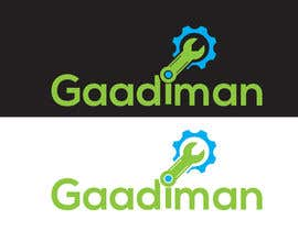 #32 for Creating a LOGO for Gaadiman af realzohurul
