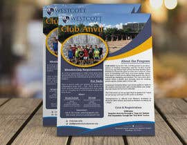 #68 for Flyer for Club Anvil by mamunahamed1319