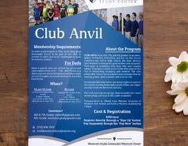 #73 for Flyer for Club Anvil by mamunahamed1319