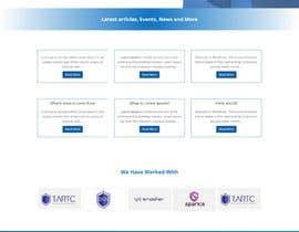 #28 for updated design for existing website af zahidhasan1524
