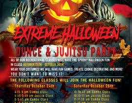 #51 for Halloween Party Flier af Ridoy203