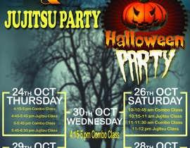 #35 for Halloween Party Flier af Muhib10