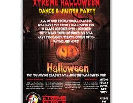 #43 for Halloween Party Flier by rkoshakib