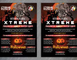 #28 for Halloween Party Flier by gkhaus