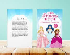 #101 for Princess Book Cover Contest af arsalansolution