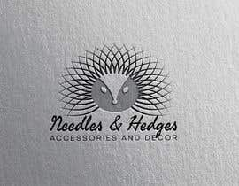 #23 for Need a new logo for Needles & Hedges, Accessories and Decor by imrovicz55