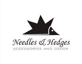 #29 for Need a new logo for Needles & Hedges, Accessories and Decor by ali8271