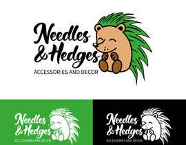 #32 для Need a new logo for Needles & Hedges, Accessories and Decor от anumdesigner92