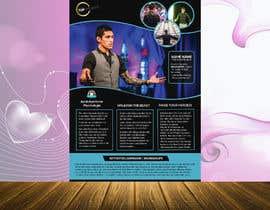 amasuma412 tarafından Design a speaker one-sheet/pamphlet için no 27