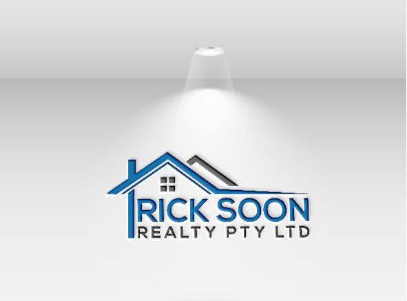 Kilpailutyö #138 kilpailussa Design a Modern Logo for Rick Soon Realty Pty Ltd