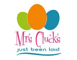 #70 for Create Logo Brand ID for Mrs Clucks af DjMasum