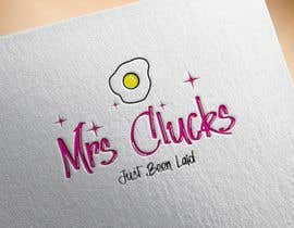 #77 for Create Logo Brand ID for Mrs Clucks af akashsarker23