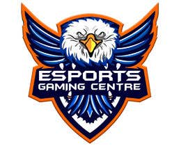 #44 for ESports Gaming Centre Logo af istahmed16