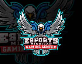#50 for ESports Gaming Centre Logo af DesignDot1