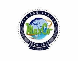 #88 untuk 10th Anniversary Logo oleh milajdg