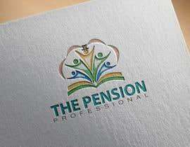 nº 262 pour Logo for The Pension Professional par masudkhan8850