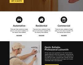 jobayerabir tarafından Alpha Private Locksmiths website için no 9