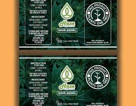 #16 for Packaging changes CBD bottle by tufailrahim