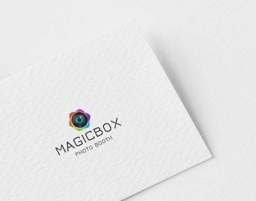Kilpailutyö #243 kilpailussa Create Logo for PhotoBooth Business