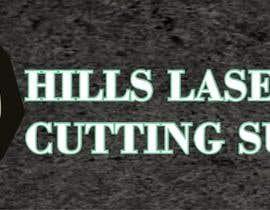 MorahFred tarafından design logo for Laser cutting business için no 4