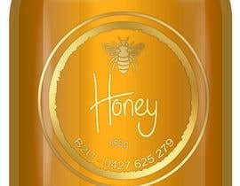 #31 for Design and Honey Jar Label af hemen1984