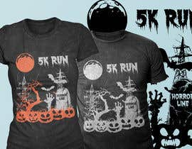 #6 para Enhance/re-design for a t-shirt /5k run por Exer1976