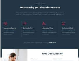 #64 pentru Need a website built for a Home Care Agency Business de către MorahFred