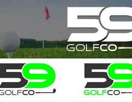 Nro 119 kilpailuun NEW Logo For 59 Golf Company käyttäjältä heypresentacion