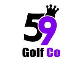 Nro 95 kilpailuun NEW Logo For 59 Golf Company käyttäjältä ABDMamun00