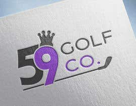 Nro 100 kilpailuun NEW Logo For 59 Golf Company käyttäjältä ABDMamun00