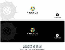 #78 для Diseño de logotipo: Character, Leading & Team от alejandrorosario
