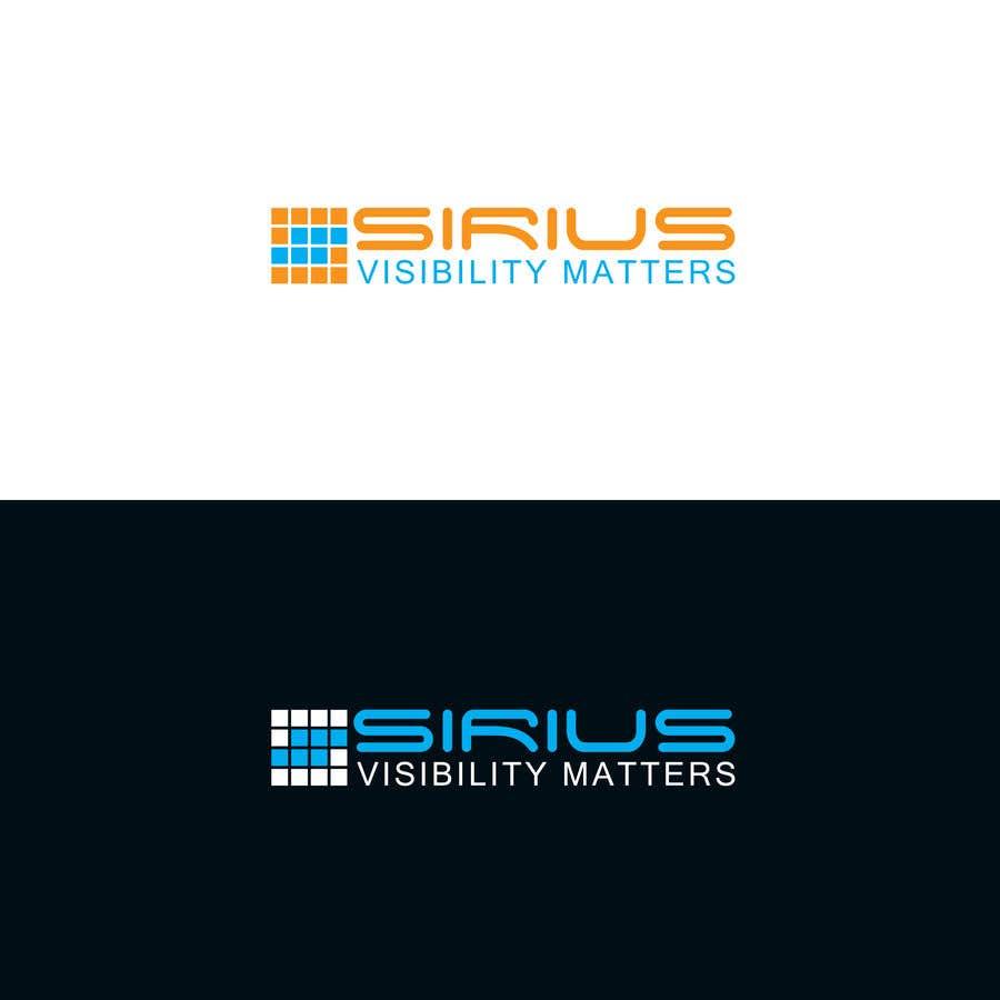 Kilpailutyö #1334 kilpailussa New Logo :   SIRIUS