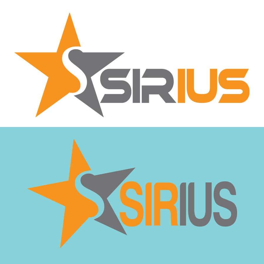 Kilpailutyö #1432 kilpailussa New Logo :   SIRIUS