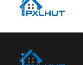 BappyDsn tarafından Logo for PXLHUT Digital Agency için no 61