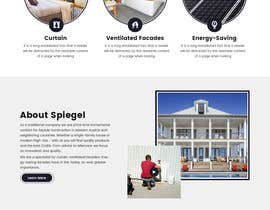 #425 untuk Logo & Webpage design oleh nizagen