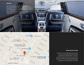 Nro 8 kilpailuun Home page design for Leather Car Interiors website käyttäjältä elijaholing