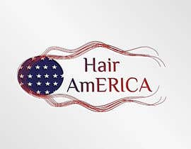 #166 for Logo Design For USA Hair Company af imrovicz55