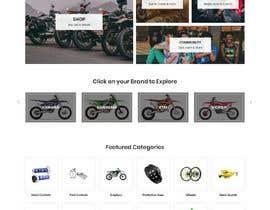 #59 untuk Home page redesign oleh ZephyrStudio
