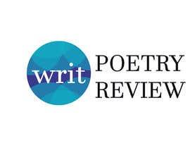 #69 untuk New logo for Writ Poetry Review oleh rakibhasan3055
