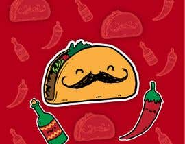 #2 for design a taco logo by furkanstar