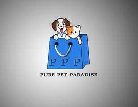 #18 for A logo for Pure Pet Paradise - an online pet retail store by abdenourr