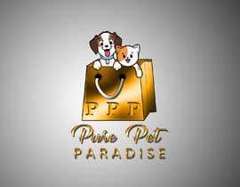 #99 for A logo for Pure Pet Paradise - an online pet retail store by abdenourr