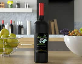 #4 for Design for wine labels af sanu0179