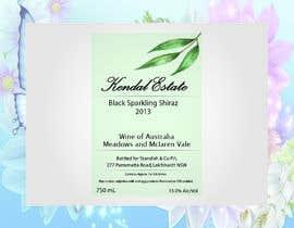 #10 for Design for wine labels af manjurul21